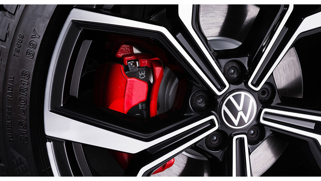 VW Polo GTI (2021) Polo 6 Typ AW Facelift Pure White Uni