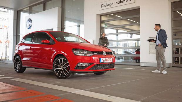 VW Polo GTI, Exterieur