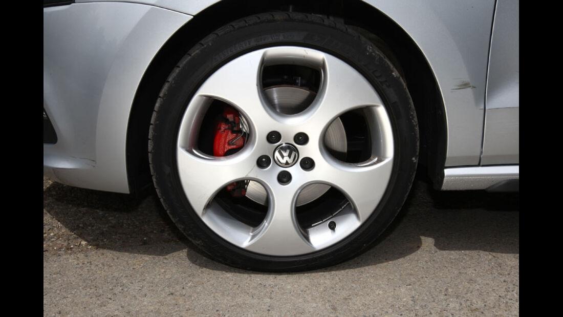 VW Polo GTI, Felge