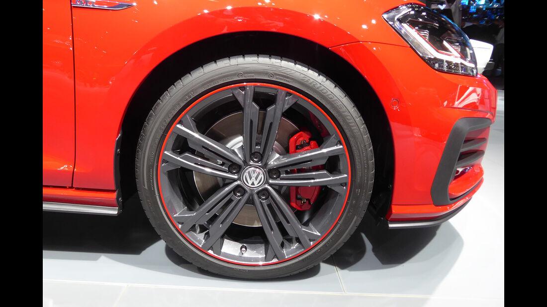 VW Polo GTI - Felgen - IAA 2017