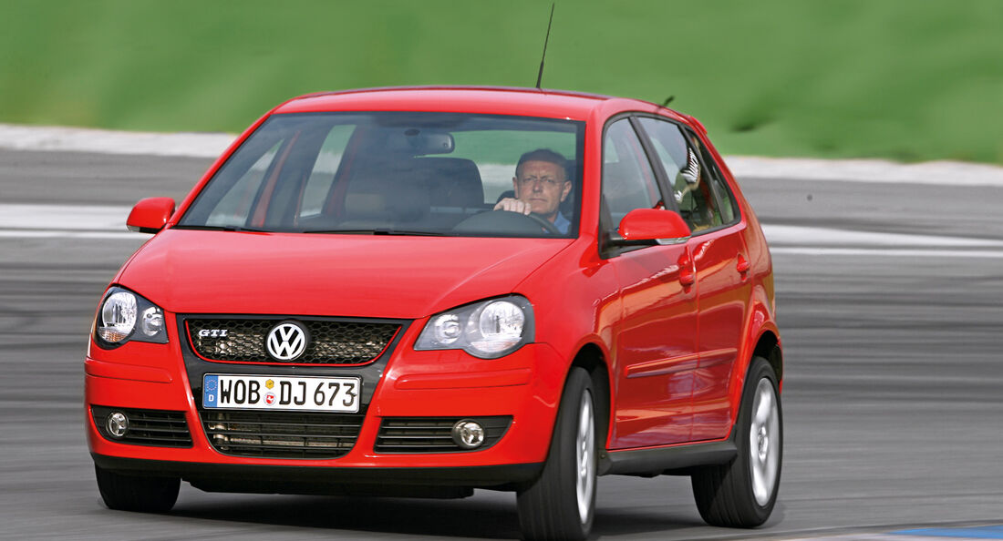 VW Polo GTI, Frontansicht