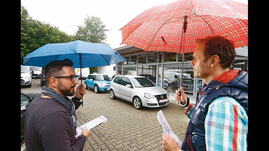 VW Polo GTI, Händler