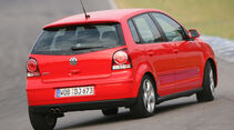 VW Polo GTI, Heckansicht