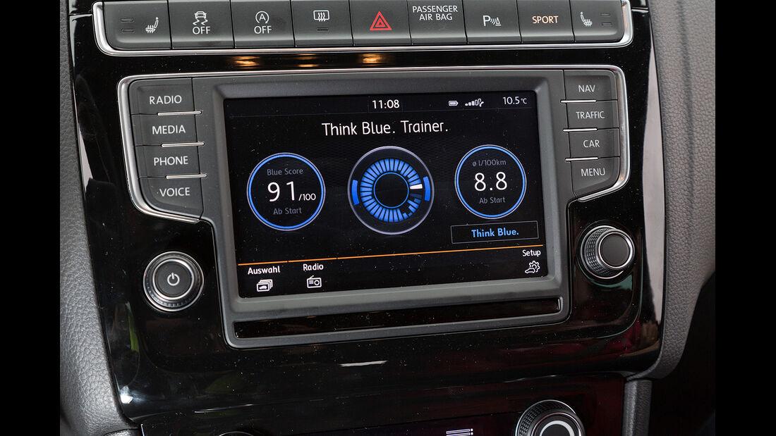 VW Polo GTI, Infotainment