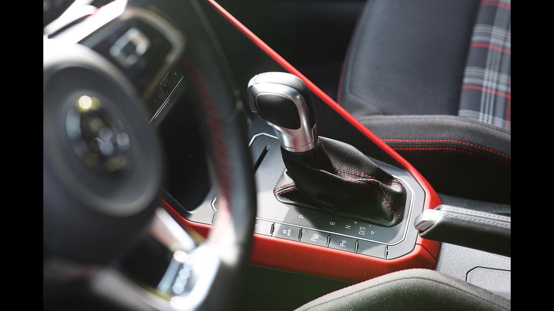 VW Polo GTI, Interieur