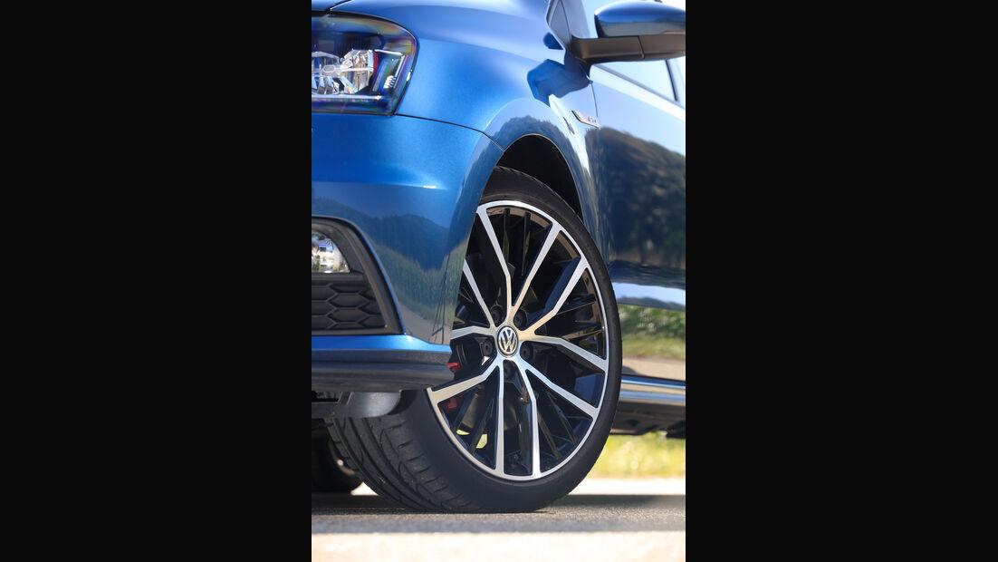 VW Polo GTI, Rad, Felge