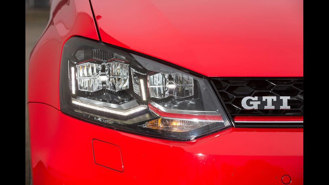 VW Polo GTI, Scheinwerfer