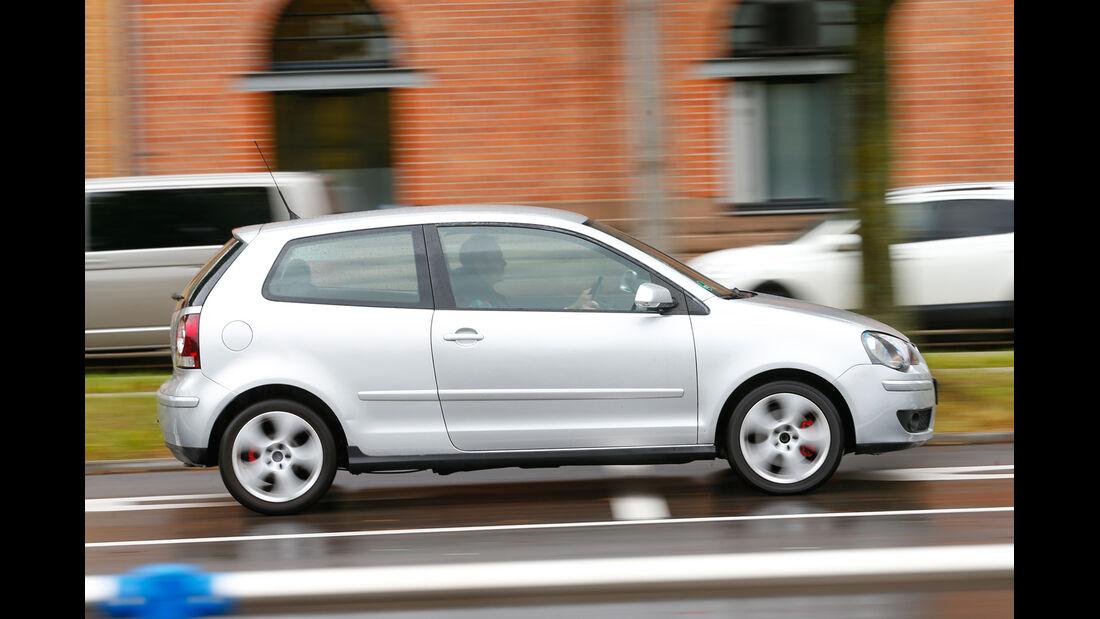 VW Polo GTI, Seitenansicht