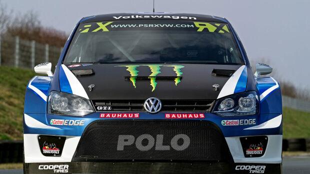 VW Polo GTI Supercar - Rallycross-WM 2017