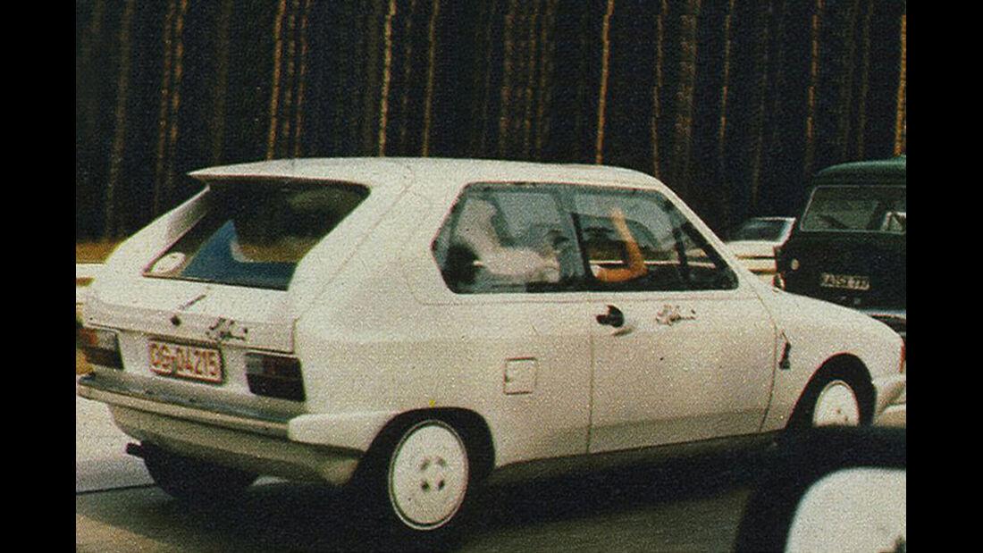 VW, Polo, IAA 1979