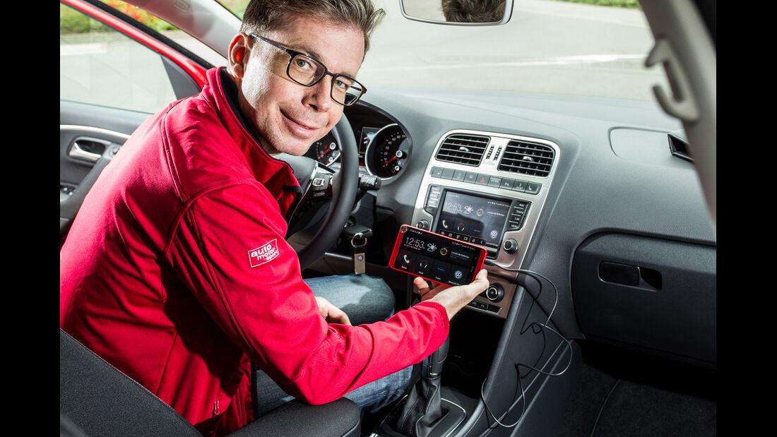 VW Polo, Infotainment