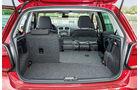 VW Polo, Kofferraum, Ladefläche