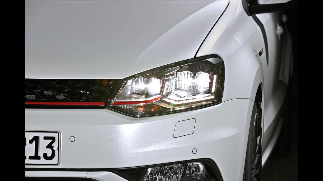 VW Polo, LED-Scheinwerfer