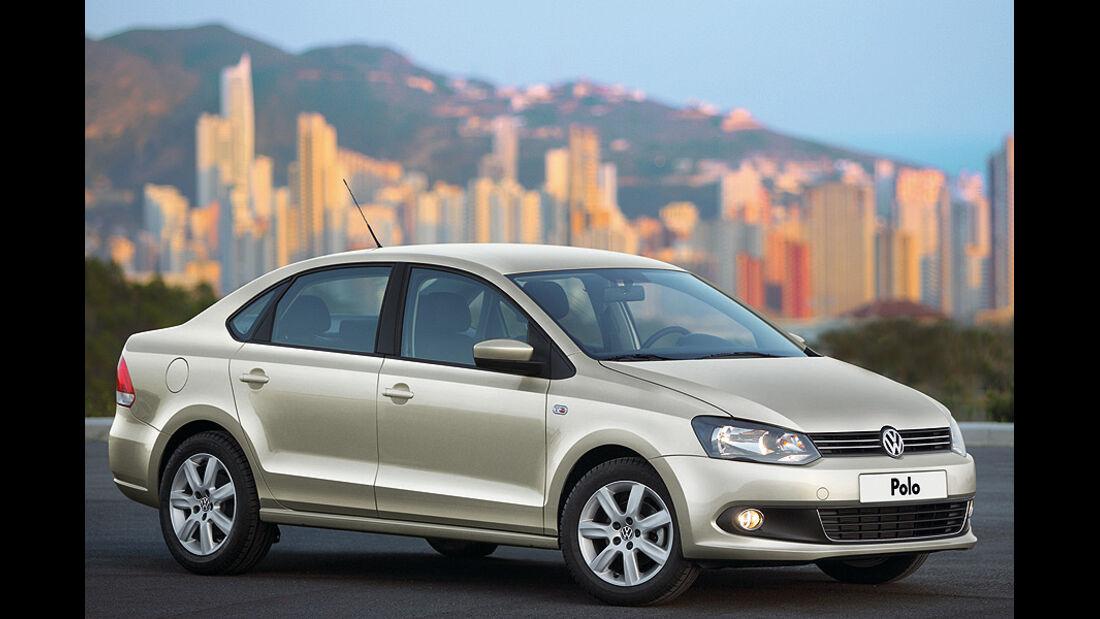 VW Polo Limousine Stufenheck