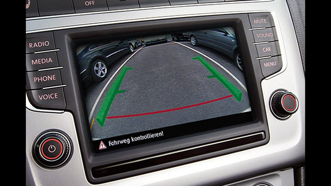 VW Polo, Parkkamera