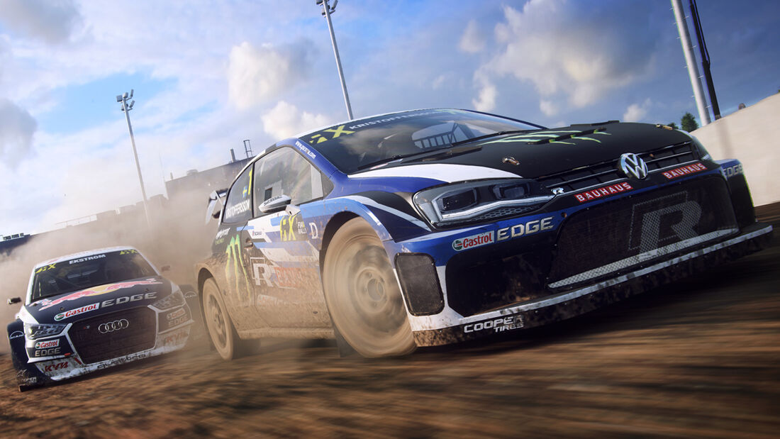 VW Polo R Supercar - Dirt Rally 2.0 - Rennspiel - Codemasters
