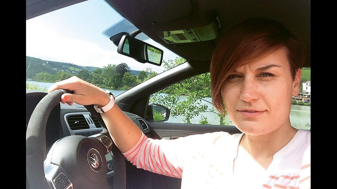 VW Polo R WRC, Bianca Leppert