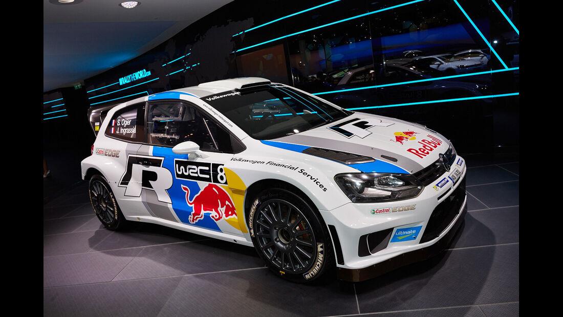 VW Polo R WRC - IAA 2013