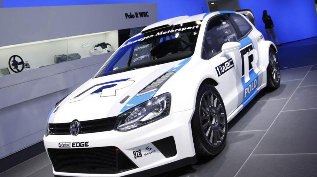 VW Polo R WRC IAA
