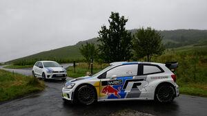 VW Polo R WRC, Rallye