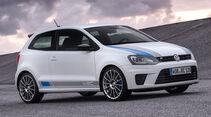 VW Polo R WRC, Seitenansicht