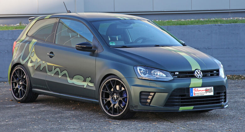 VW Polo R WRC Wimmer Tuning 2019
