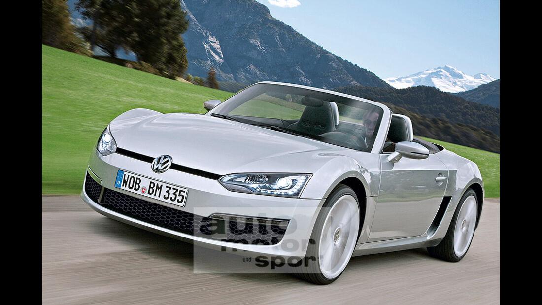 VW Polo Roadster