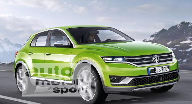 VW Polo SUV