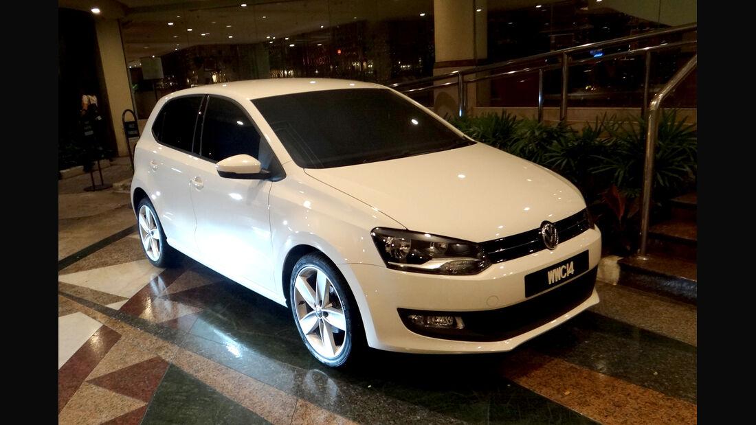 VW Polo Scheibentönung Malaysia