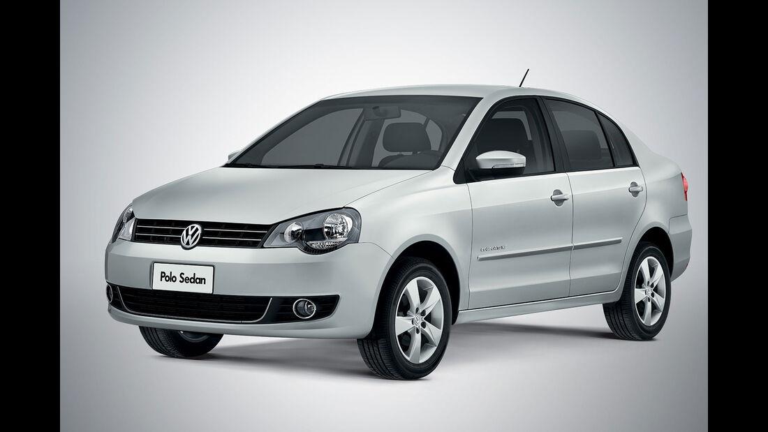 VW Polo Sedan Südamerika