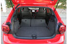 VW Polo VI GTI (2018) AW 2G rot Kofferraum