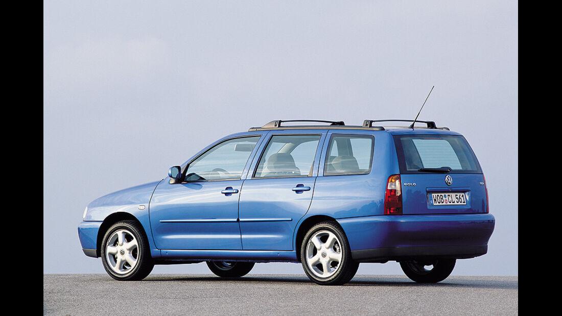 VW Polo Variant