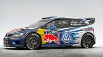 VW Polo WRC 2015