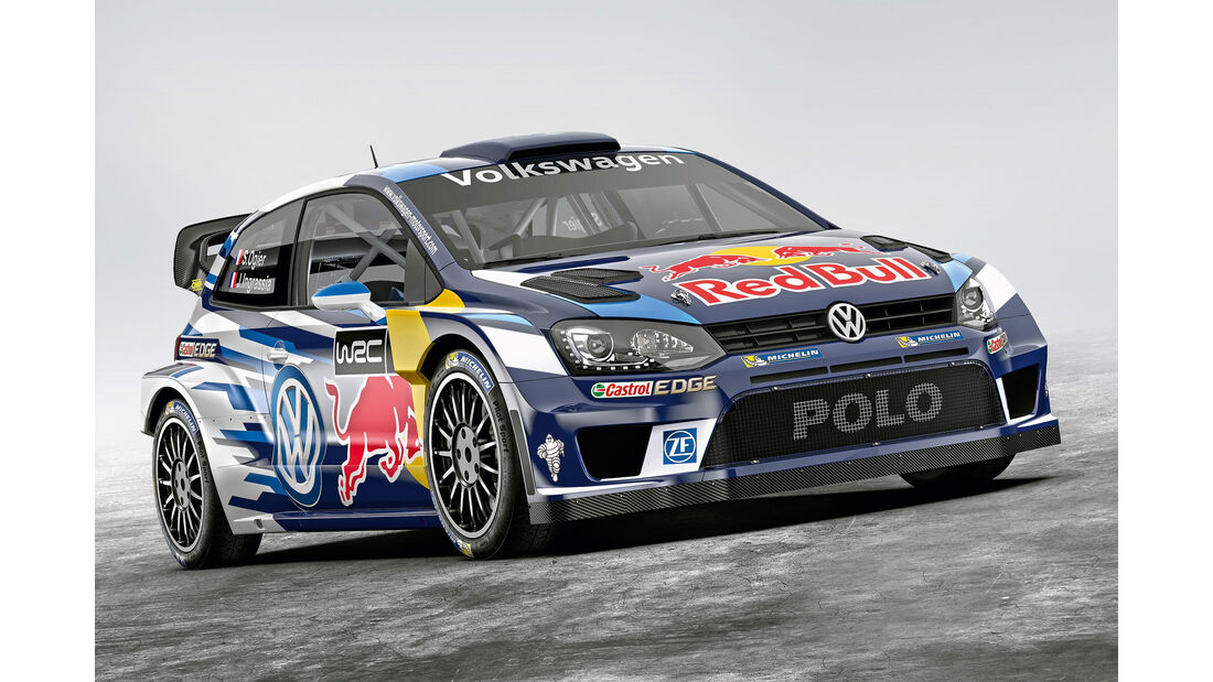 VW Polo WRC 2016