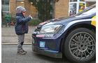 VW Polo WRC, Felge, Knirps