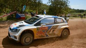 VW Polo WRC Portugal Sebastien Ogier