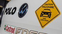 VW Polo WRC - Rallye Australien 2015