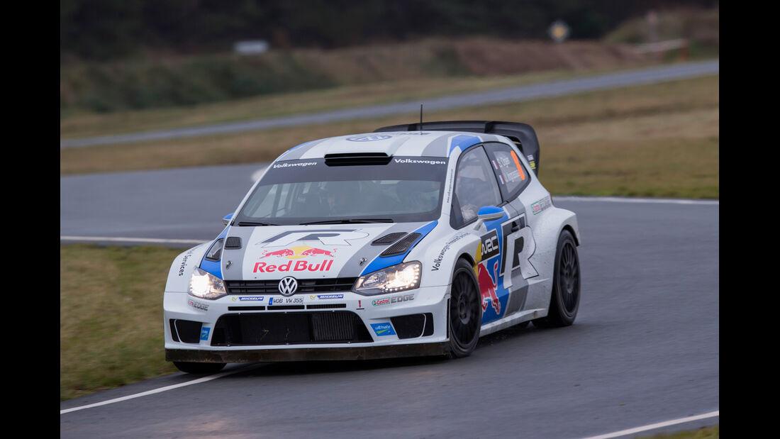 VW Polo WRC - Tracktest