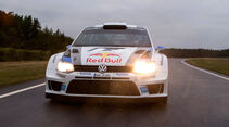VW Polo WRC - Tracktest