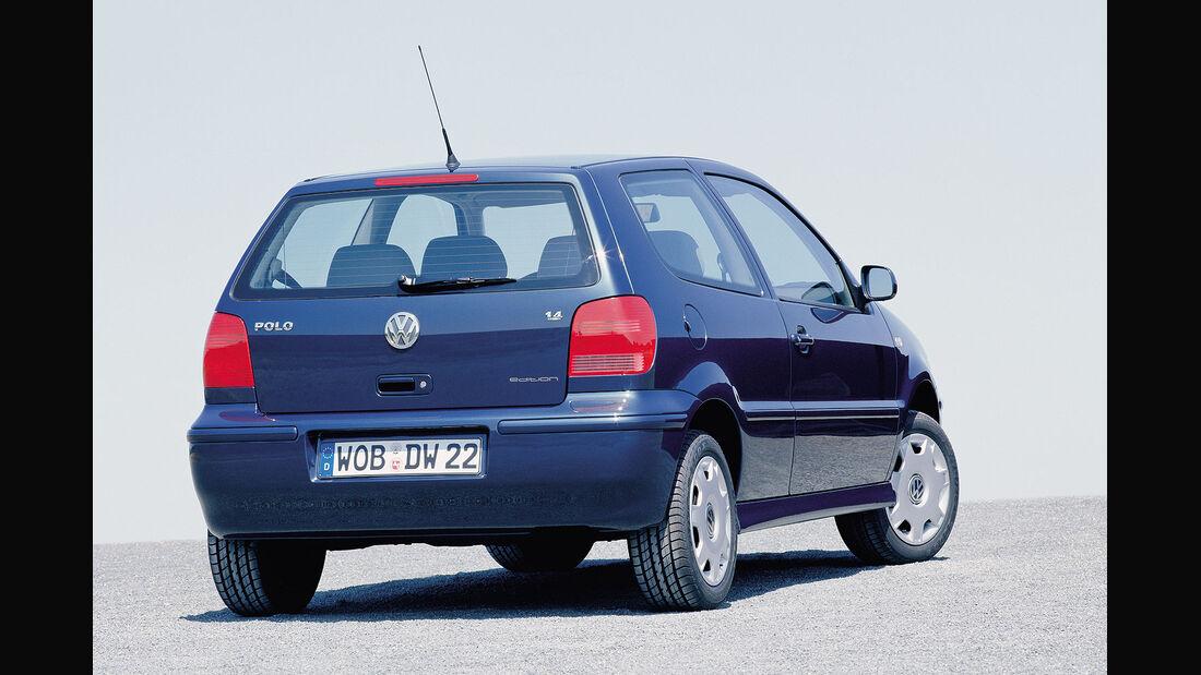 VW Polo dritte Generation