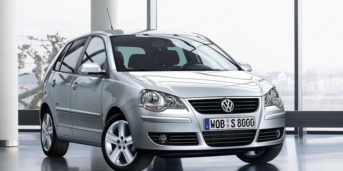 VW Polo vierte Generation