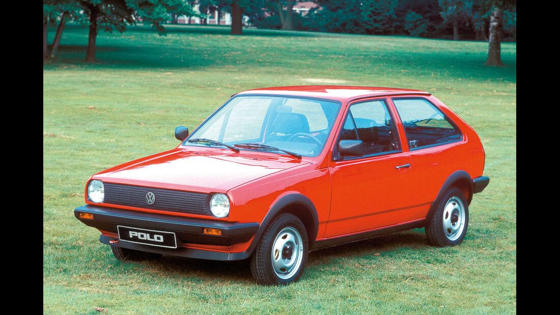VW Polo zweite Generation