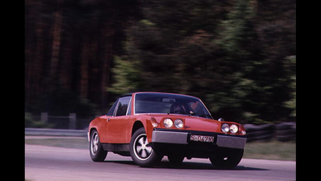 VW Porsche 914/6