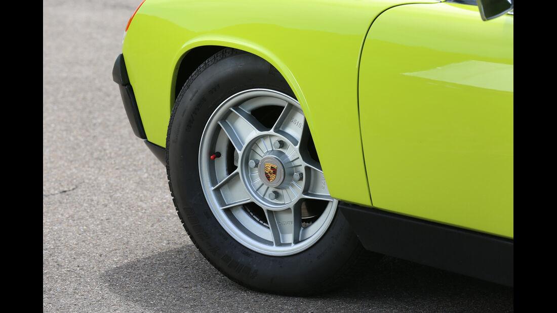 VW-Porsche 914, Rad, Felge