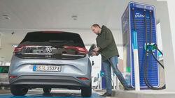 VW Power Day 2021 Batterien