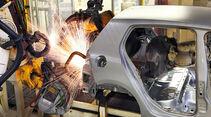 VW-Produktion, Autoproduktion