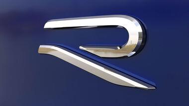 VW R Logo
