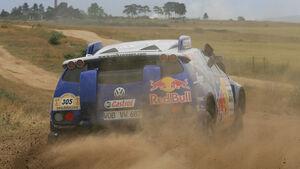 VW Race Touareg, Dakar-Siegerauto
