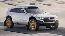 VW Race Touareg Qatar