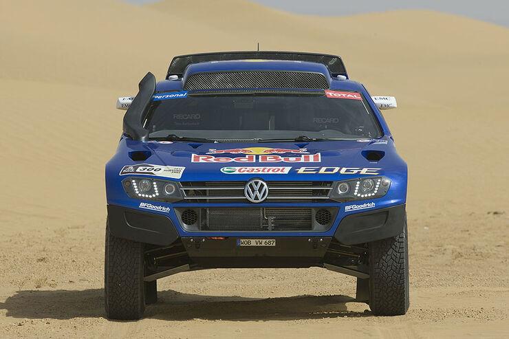 VW Race Touareg